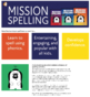 Mission Vocabulary: ENCOURAGING THE CHILDREN OF EARTH TO USE ADVANCED VOCABULARY