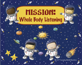 Mission: Whole Body Listening SmartBoard Lesson