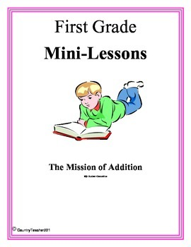 Mission of Addition Mini lesson (Common Core Aligned)