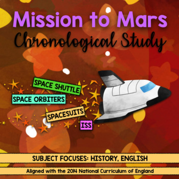 Mission to Mars: Chronological Study of the Space Program (Explanation Text)