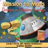 Mission to Mars: Design a Mission Badge (e-Textile)