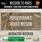 Mission to Mars: Jezero Crater Exploration INB | Distance