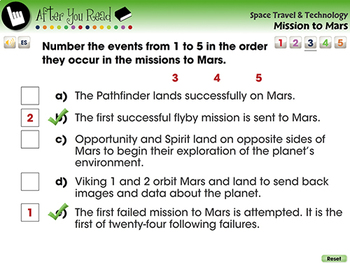 Mission to Mars - PC Gr. 5-8