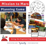 Mission to Mars: Planning Game (Mars Colony STEM Project)