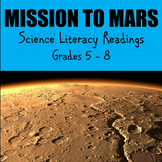 Mission to Mars – Science Literacy Readings