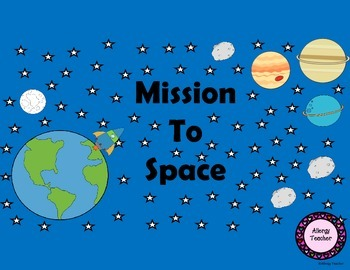Mission to Space Math Game