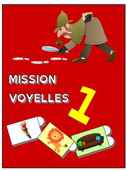 Mission voyelles 1