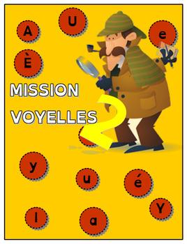Mission voyelles 2
