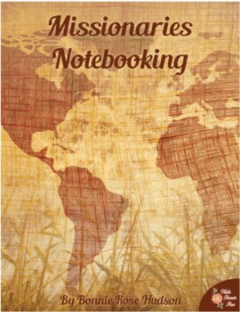 Missionaries Notebooking
