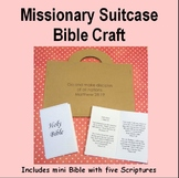 Missionary Suitcase with Bible Craft