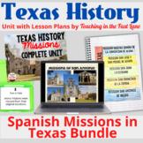Spanish Missions of Texas Bundle