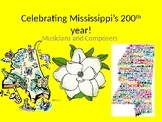 Mississippi Bicentennial Celebration- Musicians from MS!