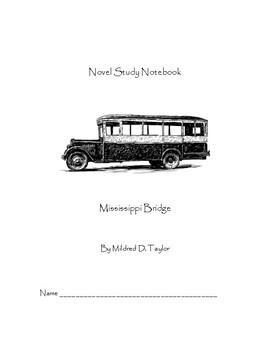 Mississippi Bridge Literature Group Notebook