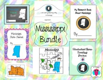 Mississippi Bundle- 7 Resources