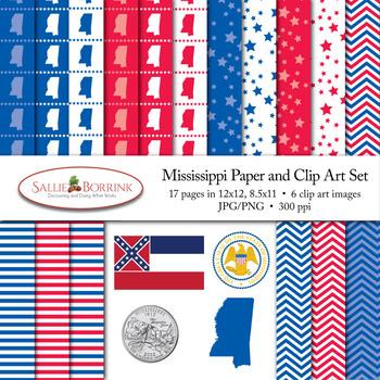 Mississippi Clip Art