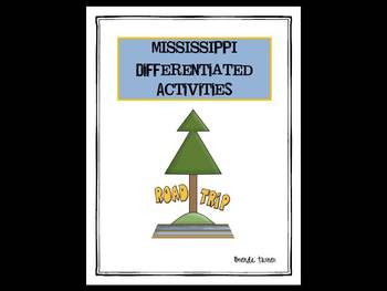 Mississippi Differentiated State Activities