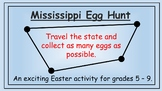 Mississippi Easter Math Activity