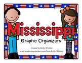 Mississippi Graphic Organizers (Perfect for KWL charts and