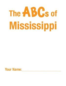 Mississippi Handwriting Printables - Cursive Edition