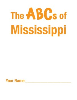 Mississippi Handwriting Printables - Cursive Edition