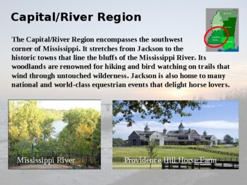 Mississippi History PowerPoint - Part I