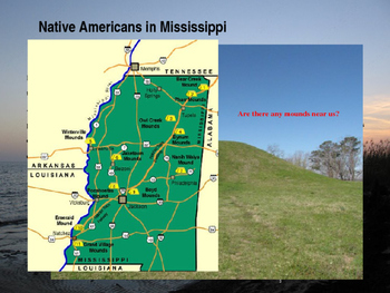 Mississippi History PowerPoint - Part II