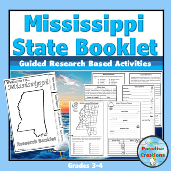 Mississippi Interactive Notebook