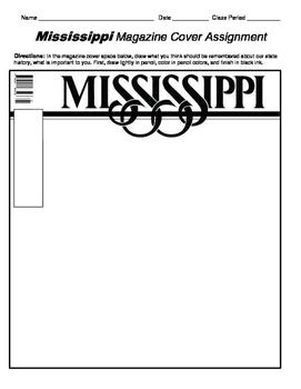 Mississippi Magazine Cover