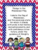 Mississippi Pledge FREEBIE!!