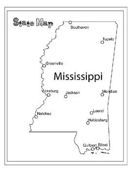 Mississippi Reading Packet