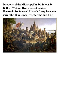Mississippi River Word Search