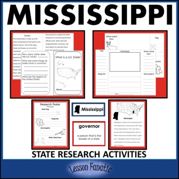 Mississippi State Brochure Activity