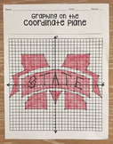 Mississippi State Bulldogs (Coordinate Graphing Activity)