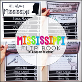 Mississippi State Flipbook Interactive Activity for Social
