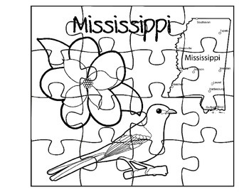 Mississippi State Puzzles