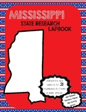 Mississippi State Research Lapbook Interactive Project