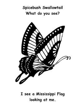 Mississippi State Symbols Student Book