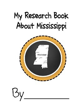 Mississippi Student Research Book