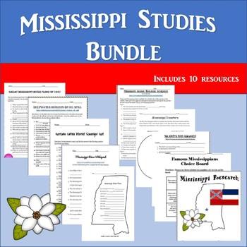 Mississippi Studies Bundle