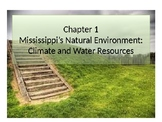 Mississippi Studies Chapter 1 Slideshow