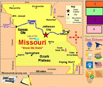 All About Missouri