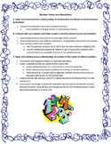 Missouri Learning Standards 6th Grade Math - Scribbles
