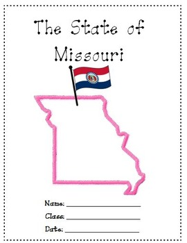 Missouri A Research Project