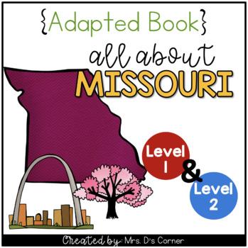 Missouri Adapted Books (Level 1 and Level 2) | Missouri State Symbols