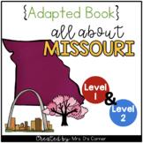Missouri Adapted Books (Level 1 and Level 2) | Missouri St