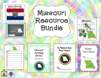 Missouri Bundle- 7 Resources