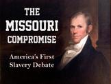 Missouri Compromise PowerPoint
