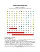 Missouri Compromise Word Search (Grades 4-5)