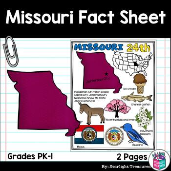 Missouri Fact Sheet