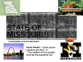 Missouri Govt. Power Point